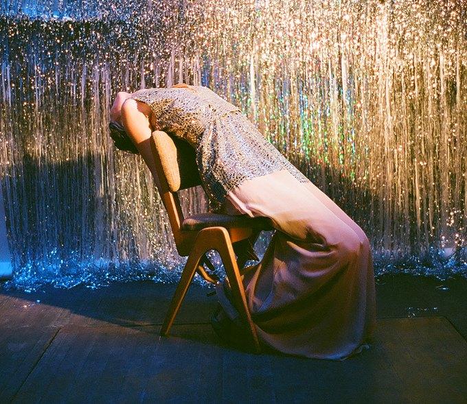 Алена Чендлер сняла новогодний лукбук Rehabshop. Изображение № 5.