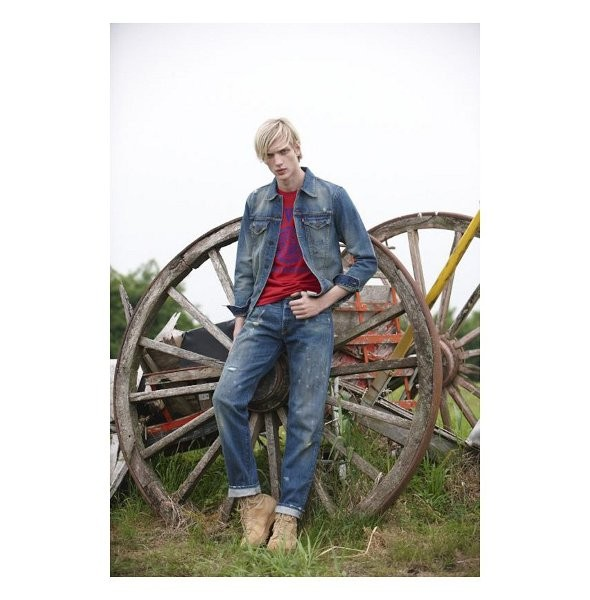 Мужские лукбуки: Balmain, DKNY, Comme des Garcons и другие. Изображение № 85.