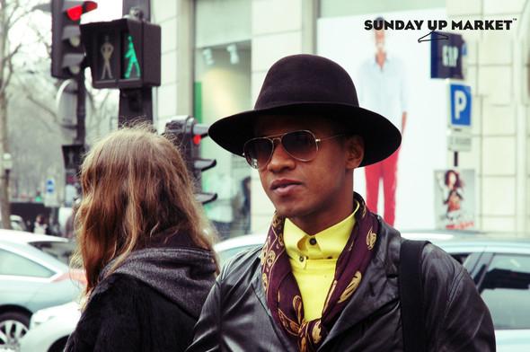 Sunday Up Market на неделе моды в Париже: streetstyle. Изображение № 9.