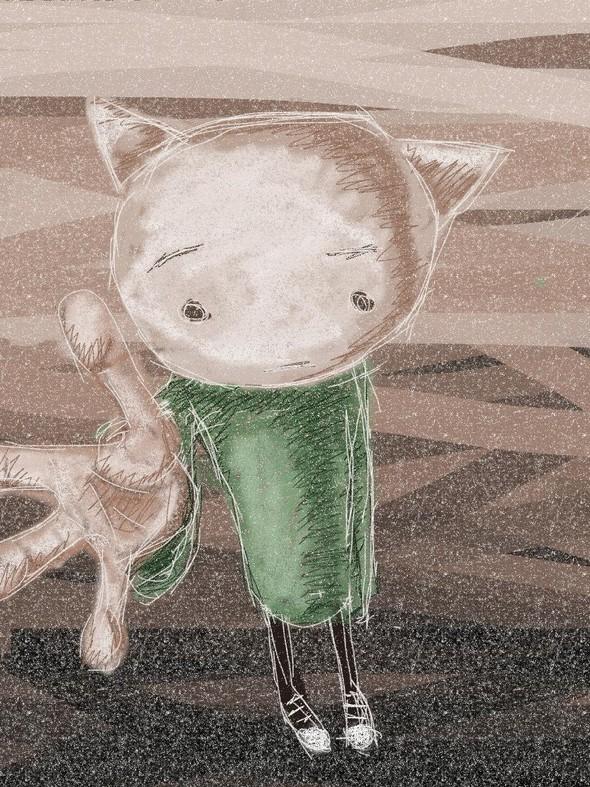 Импровизация рисунка (2). Изображение № 10.