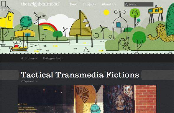 Ручная работа. Дизайн сайтов с рисованными элементами. Изображение № 4.