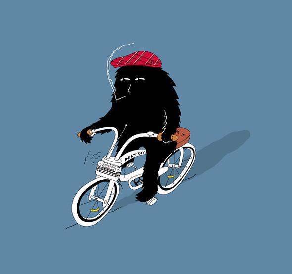 Гоу Гоу Зомби! - Иллюстратор из Санкт-Петербурга. Изображение № 20.