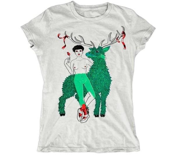 Коллекция футболок от Chapaev Street. Изображение № 9.