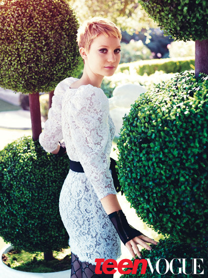 Teen Vogue March 2010. Изображение № 3.