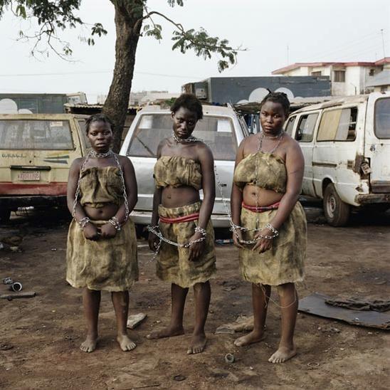 Nollywood Питера Хьюго. Изображение № 10.