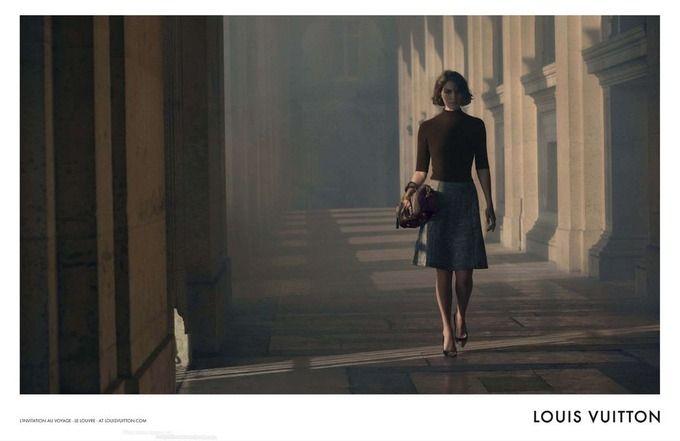 Вышли кампании Dior, Prada, Louis Vuitton и других марок. Изображение № 27.