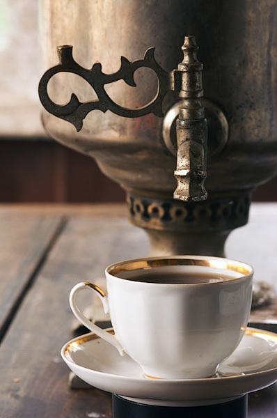 Пить чайизсамовара – снова вмоде. Изображение № 3.