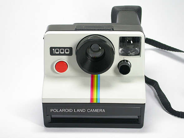 Polaroid isback! Really!. Изображение № 1.