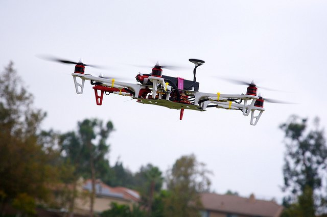 DJI ограничит полёты дронов в Вашингтоне. Изображение № 1.