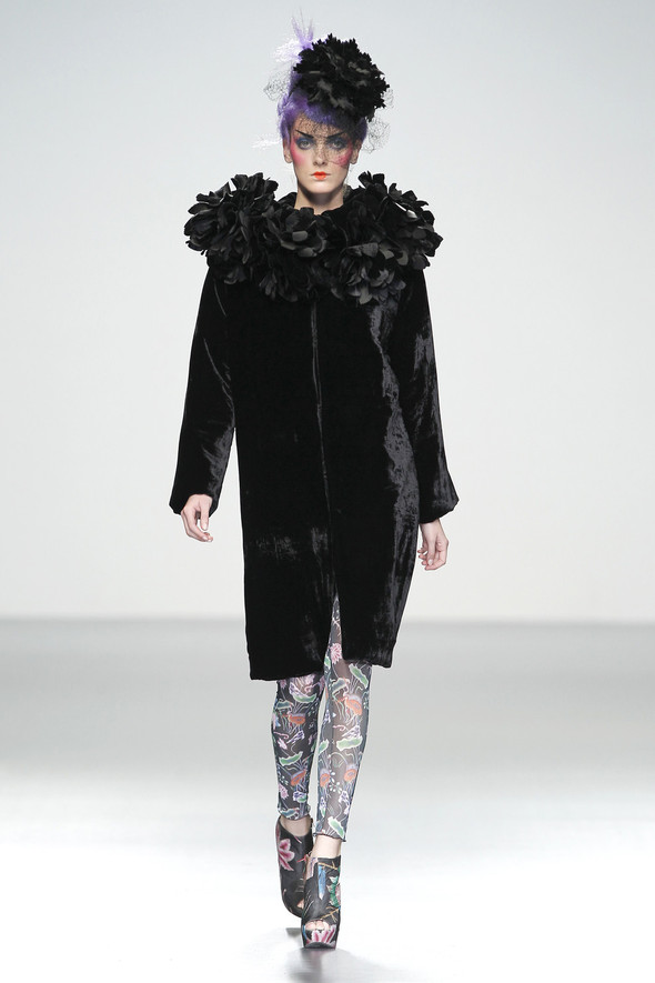 Madrid Fashion Week A/W 2012: Elisa Palomino. Изображение № 24.