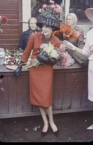 1959 г. Christian Dior в СССР. Изображение № 14.