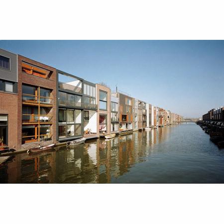 Изображение 75. 10 необычных жилых кварталов.. Изображение № 67.
