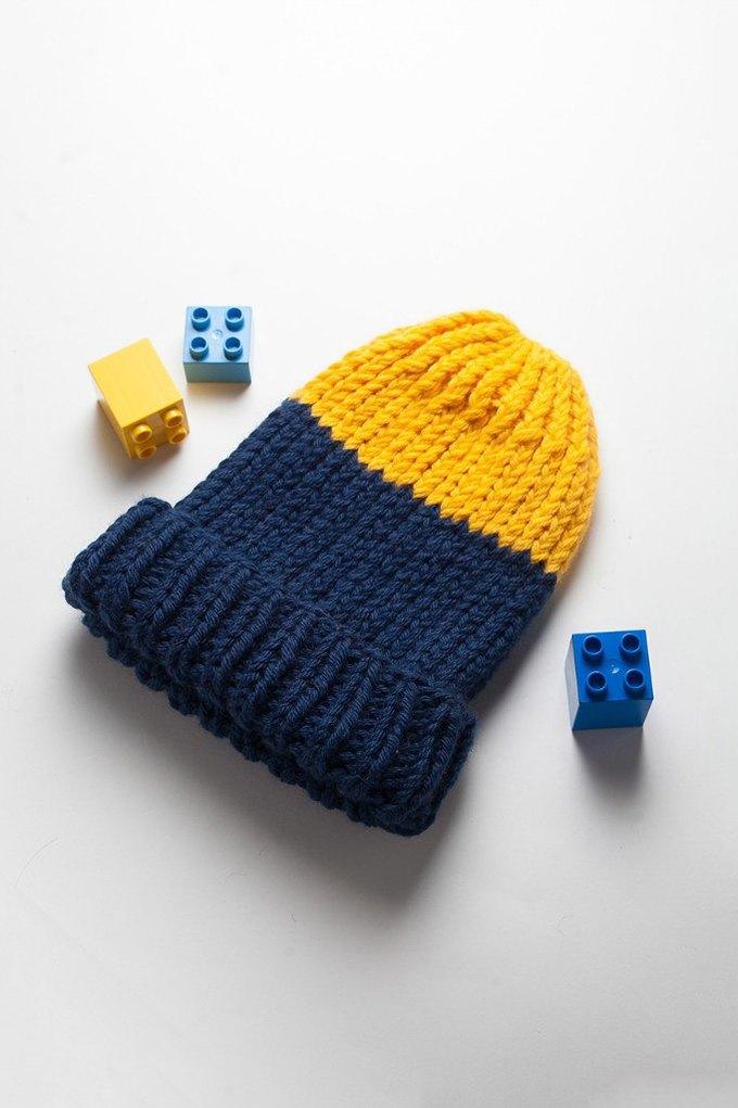 Как мы создали свой шапочный бренд, пока сын спал. Изображение №18.