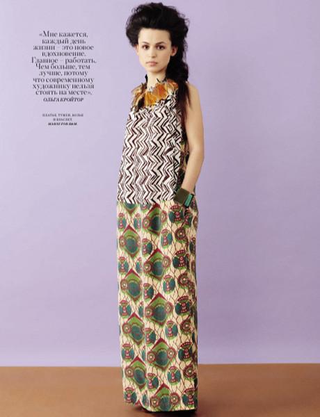 Три съёмки российских журналов о коллекции Marni at H&M. Изображение № 5.