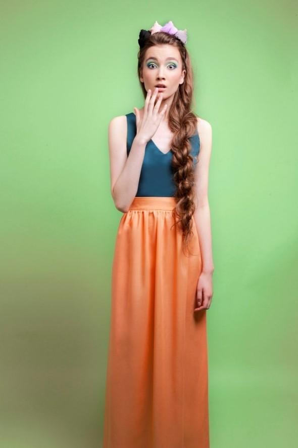 """Коллекция ANaзarova """"BLOSSOM"""" Summer 2012 для BACKSTAGE showroom. Изображение № 2."""