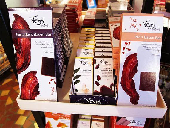 Изображение 4. Vosges: Шоколад с беконом.. Изображение № 2.