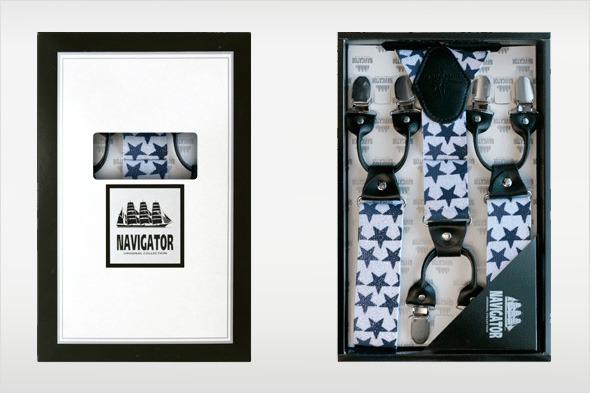 Коллекция подтяжек «Навигатор» от Sevaro Elit . Изображение № 21.