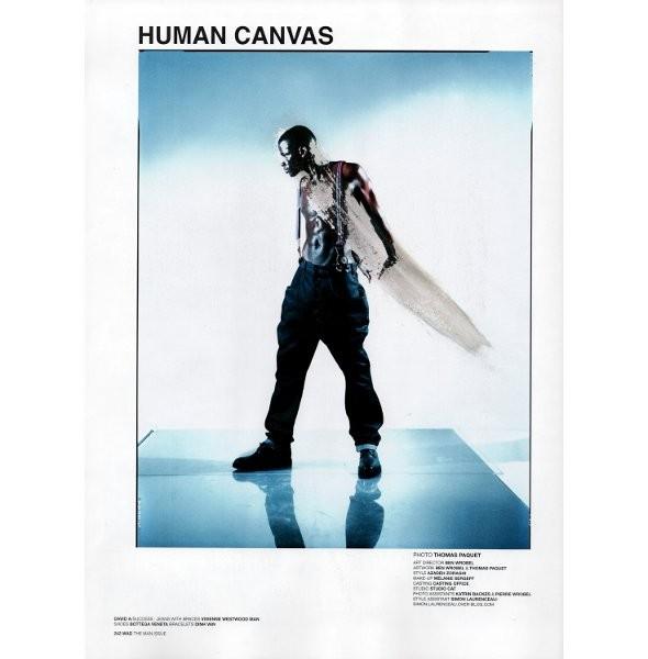 Мужские съемки: VMAN, Dazed & Confused и другие. Изображение № 52.
