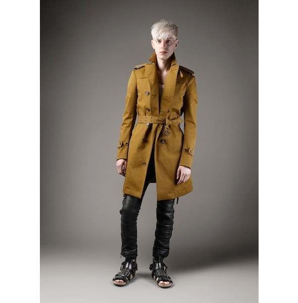 Мужские лукбуки: Alexander McQueen, Burberry и Undercover. Изображение № 44.