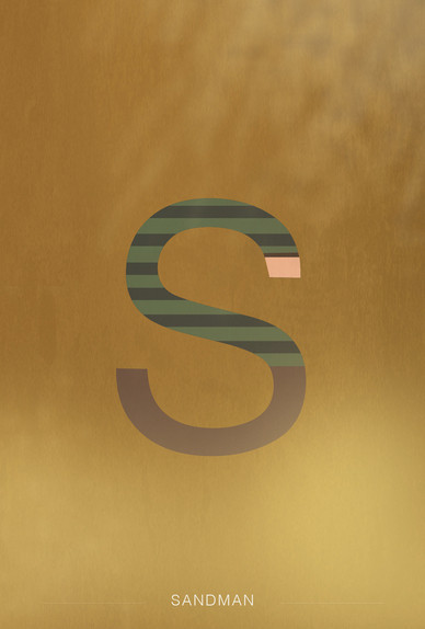 Гельветика и супергерои: Как сделать новый алфавит. Изображение № 32.