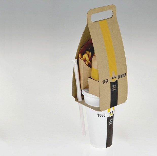 13 примеров «умного» дизайна упаковок. Изображение №9.