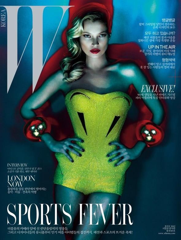 Обложки: Vogue, V, W и другие. Изображение № 7.