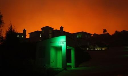 Пожары вКалифорнии. Изображение № 2.