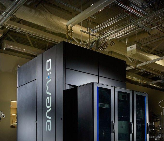 На обложку нового номера Time поместили квантовый компьютер. Изображение № 3.