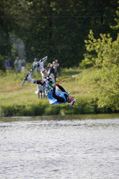Соревнования, посвященные открытию сезона-2010 в «Траектория парке». Изображение № 15.