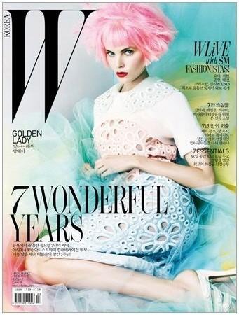 Обложки: Vogue, W и Pop. Изображение № 5.
