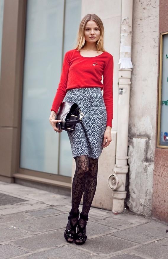 Models street style. Изображение № 27.