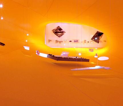"""""""Head-in"""" – выставка вкоконе вБерлинском Музее. Изображение № 6."""