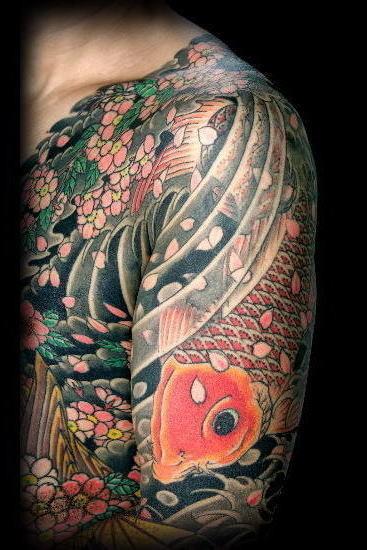 Изображение 6. Значение японских татуировок.. Изображение № 11.