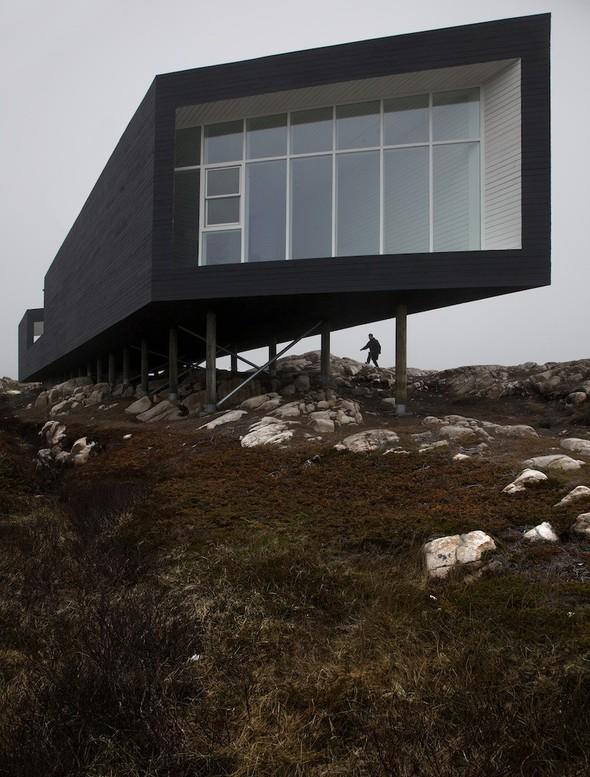 Long Studio, Fogo Island by Saunders Architecture на thisispaper.com. Изображение № 4.