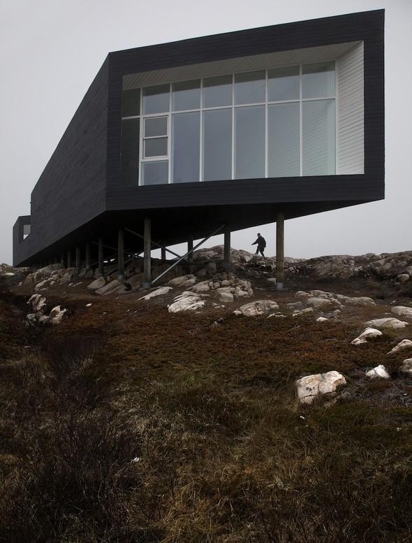 Long Studio, Fogo Island by Saunders Architecture на thisispaper.com. Изображение № 4.