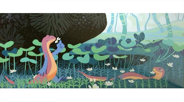 Pixar выпустили арт к отмененному мультфильму. Изображение № 16.