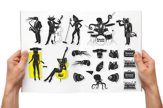 Изображение 49. Кастинг принтов для футболок SEKTA: Koktebel Jazz Fest.. Изображение № 49.