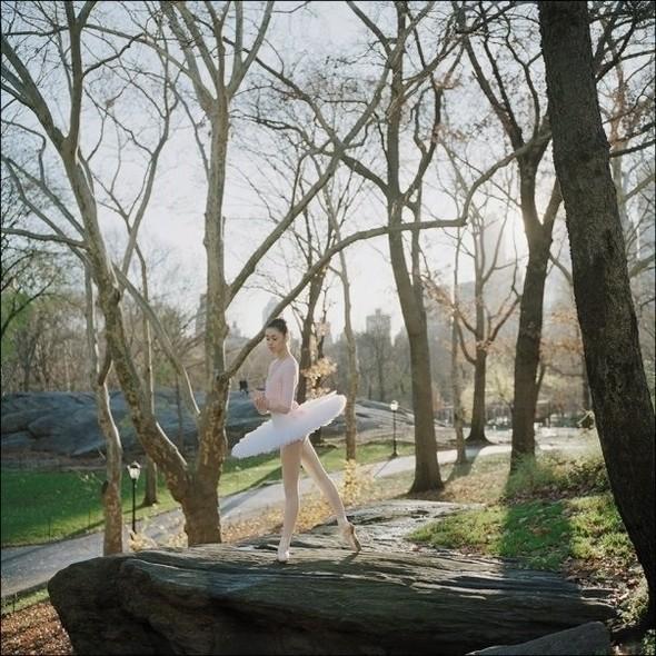 Изображение 3. Проект «Нью-Йоркская балерина».. Изображение № 3.
