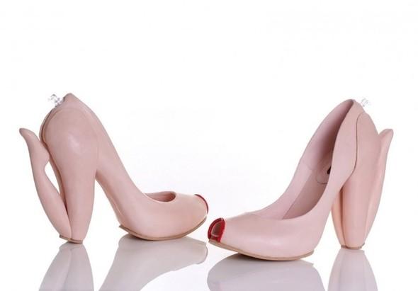 Новый дизайн обуви от Kobi Levi. Изображение № 9.