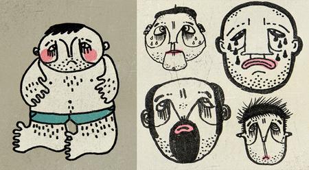 Милые уродцы виллюстрациях Sandra Juto. Изображение № 15.