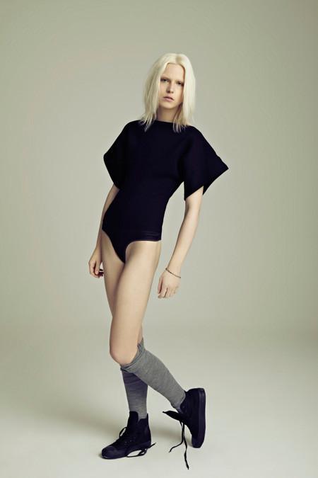 Лукбук: Amber Sakai FW 2011. Изображение № 10.