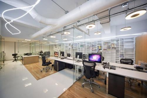 Изображение 53. 23 офиса, работать в которых - одно удовольствие.. Изображение № 32.