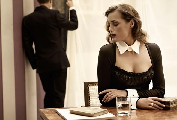 Съёмка: Ясмин Ле Бон для L'Officiel. Изображение № 10.