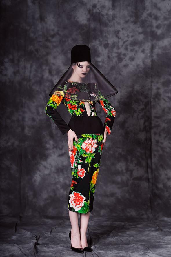 Фотограф: Aydan Kerimli; стиль: Bohemique; макияж: Андрей Шилков; волосы: Наталья Коваленкова; модель: Саша Лусс.. Изображение № 10.