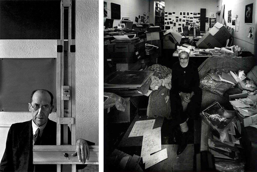 Фейспалм Пикассо, Уорхол с таксой и другие снимки Арнольда Ньюмана. Изображение №5.