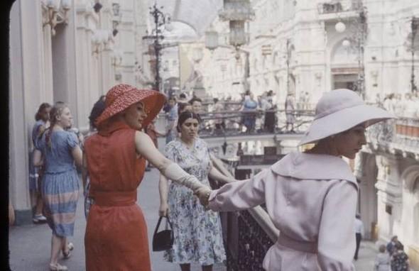 1959 г. Christian Dior в СССР. Изображение № 9.