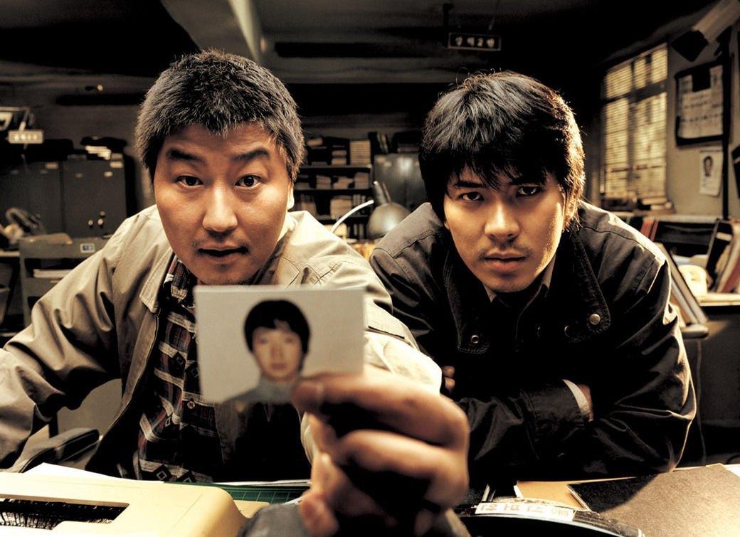 Пак Чан Вук, Пон Чжун Хо иеще 8 режиссеров изЮжнойКореи. Изображение № 8.