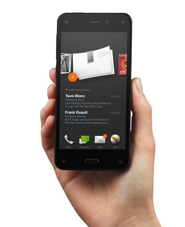 Amazon выпустил 3D-смартфон с функцией сканирования объектов . Изображение № 7.