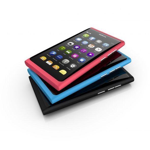 Изображение 2. Пластилиновая Nokia N9.. Изображение № 2.