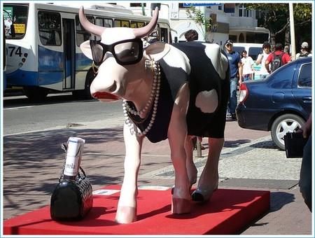 Парад коров. Изображение № 1.